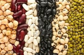 Beans, peas,