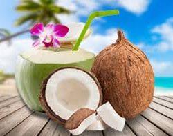 Coconut--oils, milk & sugar