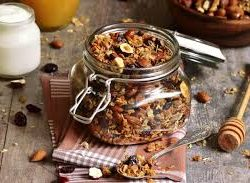 Granolas & Muesl & 7 grain cereal