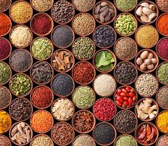 Dried Herbs and Spices Organic